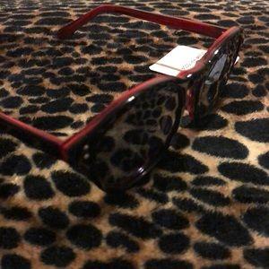 Accessories - SAMPLE SALE!  Round black/red